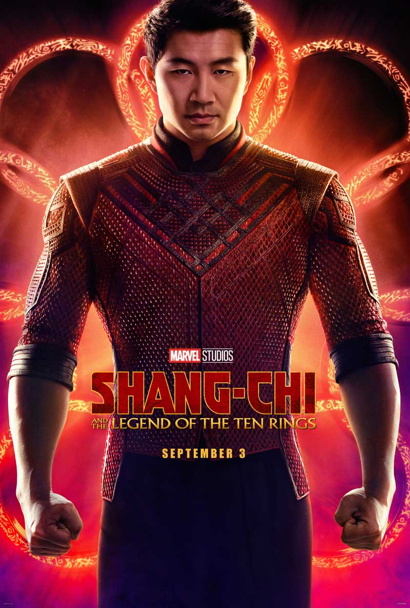 Teaser Poster - SHANG-CHI AND THE LEGEND OF THE TEN RINGS