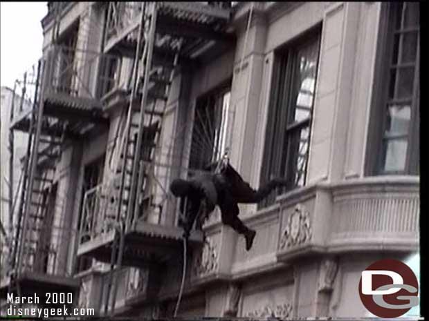 March 2000 - Epic Stunt Team at Disney-MGM Studios