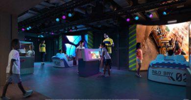 Disney Wish – Disney's Oceaneer Club – Walt Disney Imagineering Lab