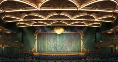 Disney Wish – Walt Disney Theatre