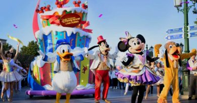 Shanghai Disney Resort 5th Anniversary