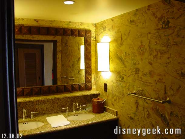 Disney's Animal Kingdom Lodge - Savanna View Room - December 2002