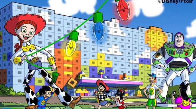 Tokyo Disney Resort Toy Story Hotel
