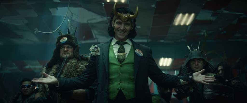 Loki Series - Disney Plus