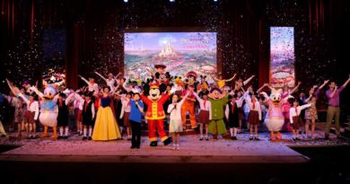 The Walt Disney Company and Shanghai Shendi Group, its joint venture partner, broke ground on Shanghai Disney Resort on April 8, 2011.