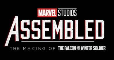 """Assembled: The Making of 'The Falcon and The Winter Soldier"""""""