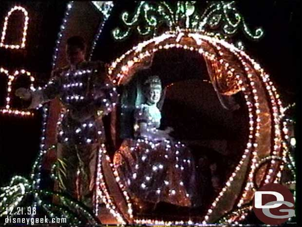 SpectroMagic @ Magic Kingdom WDW 1998