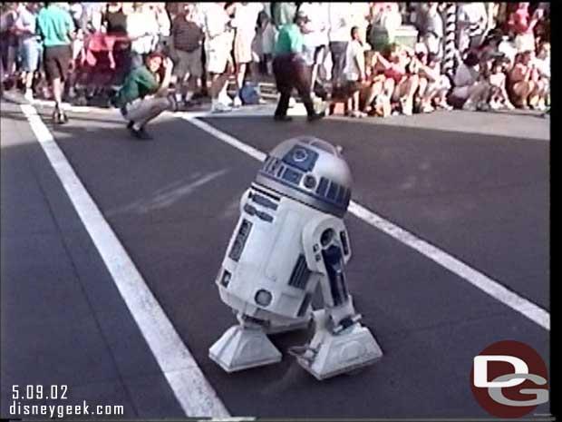 Disney Stars and Motor Cars Parade