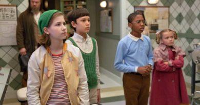 "MYSTERIOUS BENEDICT SOCIETY - ""A Bunch Of Smart Orphans"" (Disney/Diyah Pera)"