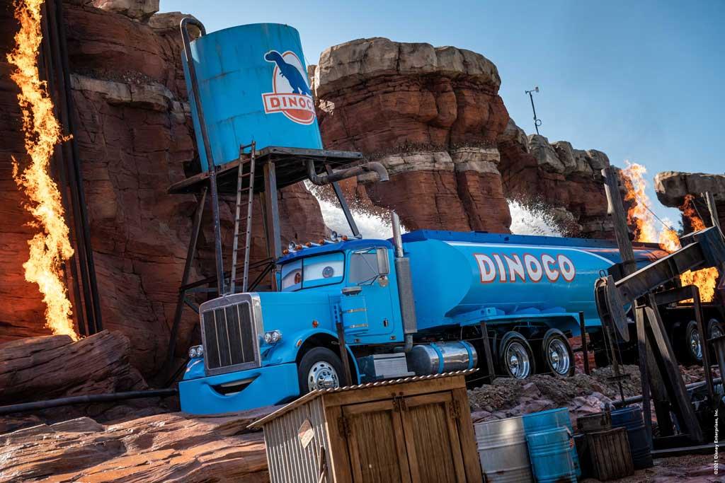 Cars Road Trip @ Walt Disney Studios Park