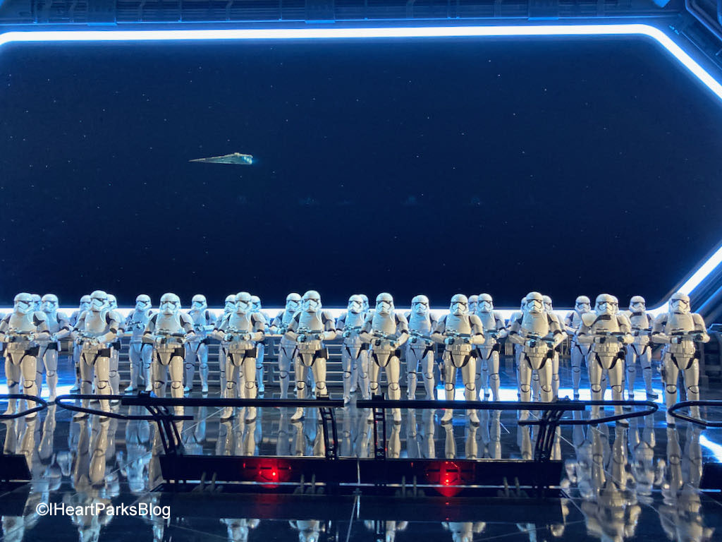 Rise of the Resistance Storm Troopers