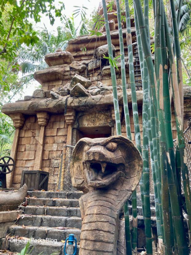 Disneyland Temple of Mara
