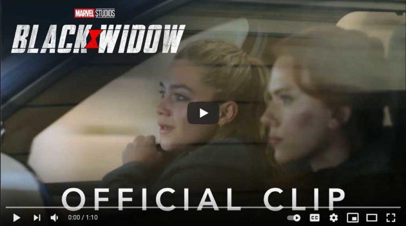 Black Widow Clip