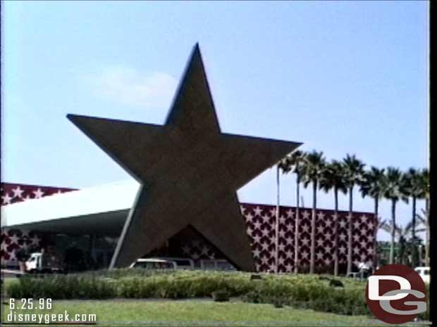 Disney's All-Starr Music Resort @ Walt Disney World - 1996