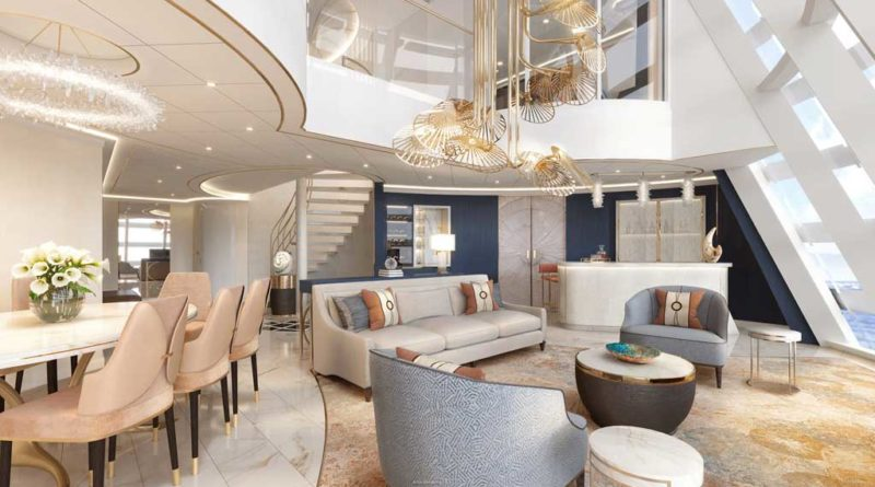 Wish Tower Suite – Living Room