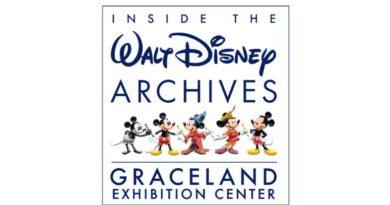 Walt Disney Archive Exhibit - Graceland Exhibition Center