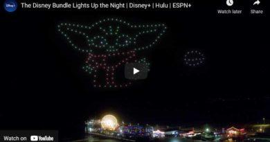 DisneyPlus Drones