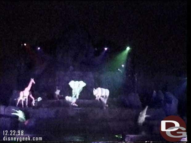 Fantasmic - Disney-MGM Studios 1998