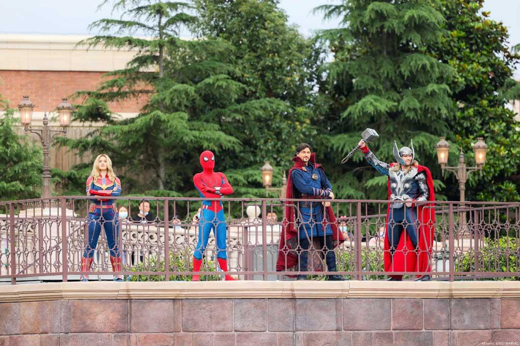 Shanghai Disneyland 5th Anniversary - Singing Happy Birthday