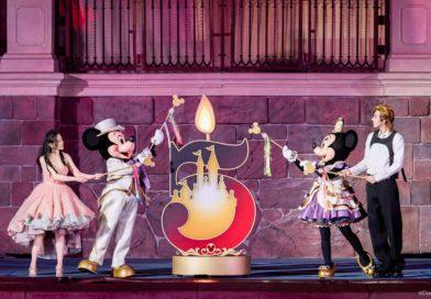 Shanghai Disney Resort Celebrates Five Magical Years