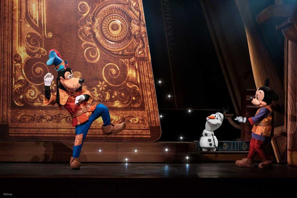 Mickey's Storybook Adventure