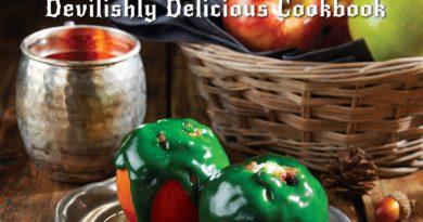 Book Review: Disney Villains – Devilishly Delicious Cookbook