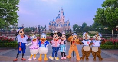 Summer Adventures Filled with Magical Surprises at Shanghai Disney Resort