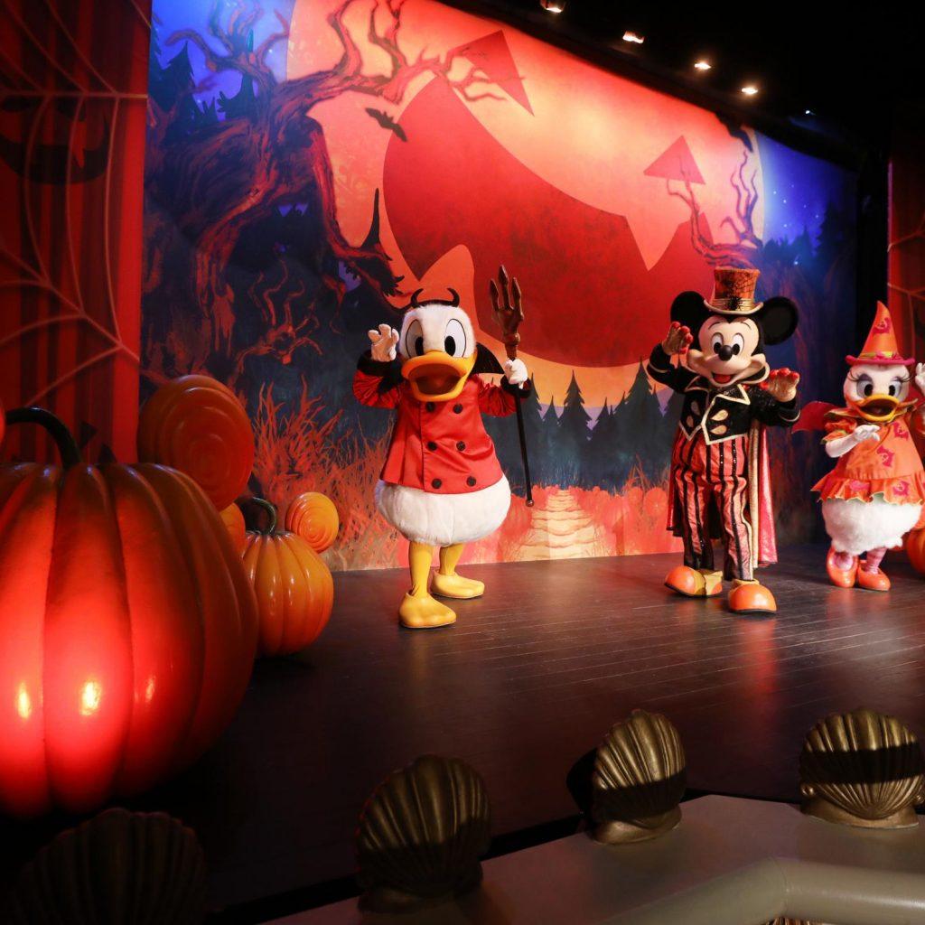 Disneyland Paris Halloween