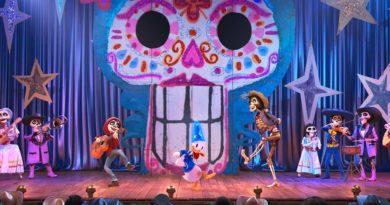 Mickey's PhilharMagic to Add 'Coco' Scene