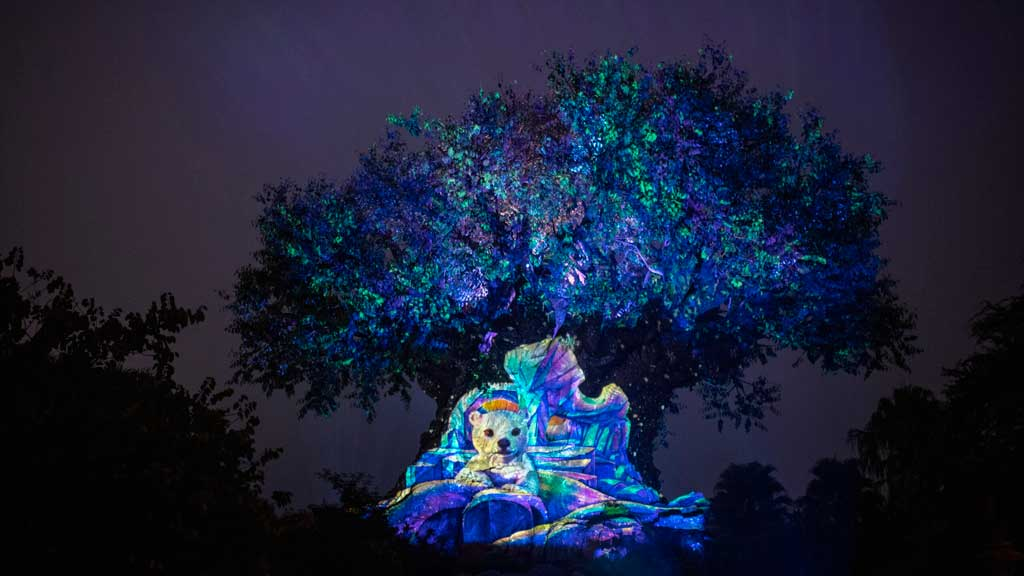 Animal Kingdom - Tree of Life Awakenings - Holiday