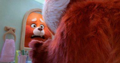 Pixar Turning Red