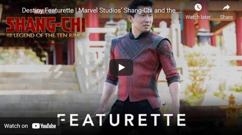 Shang-Chi - Destiny Featurette