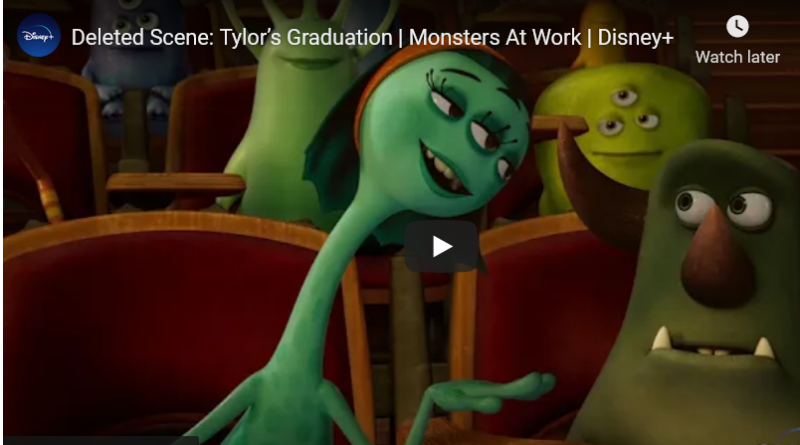 Monsters at Work - Deleted Scene
