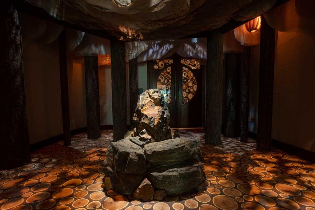 Tenaya Stone Spa at Disney's Grand Californian Hotel & Spa