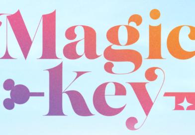 Disneyland Magic Key Logo