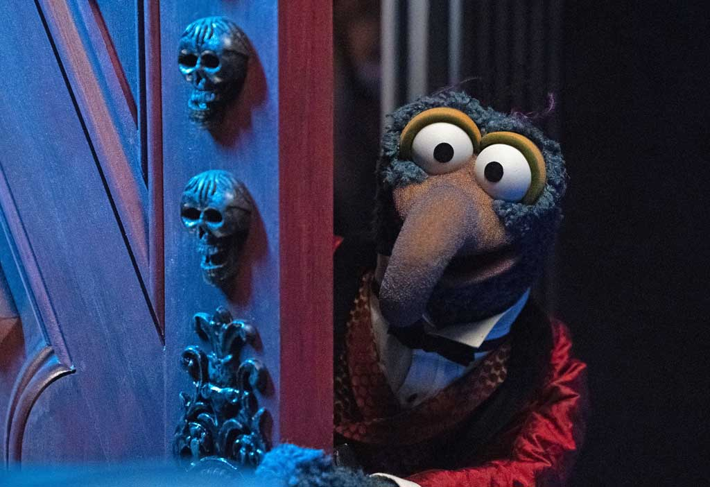 The Muppet Haunted Mansion - Gonzo