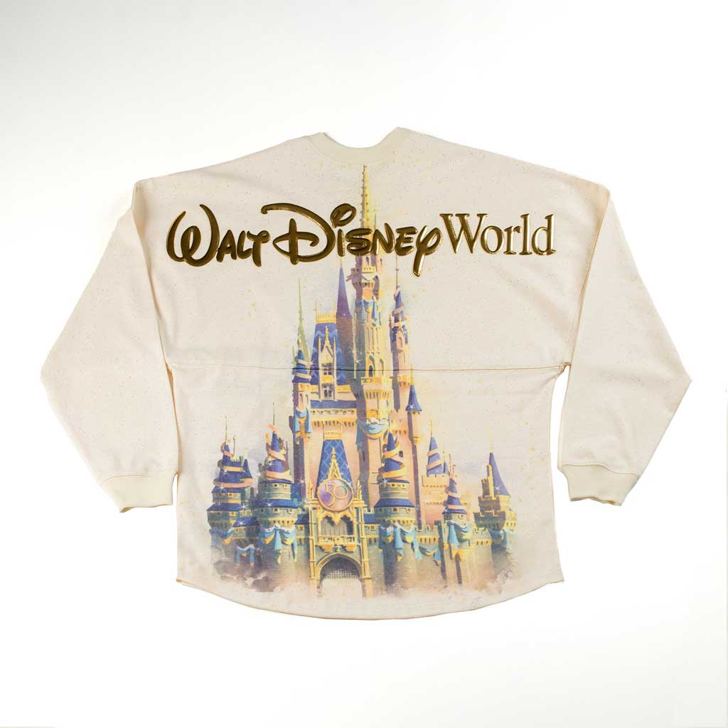 """Drawing inspiration from the iconic Cinderella Castle in Magic Kingdom Park, the Disney Castle Collection will launch in early October as part of """"The World's Most Magical Celebration,"""" an 18-month extravaganza that begins Oct. 1 at Walt Disney World Resort in Lake Buena Vista, Fla. (Disney)"""