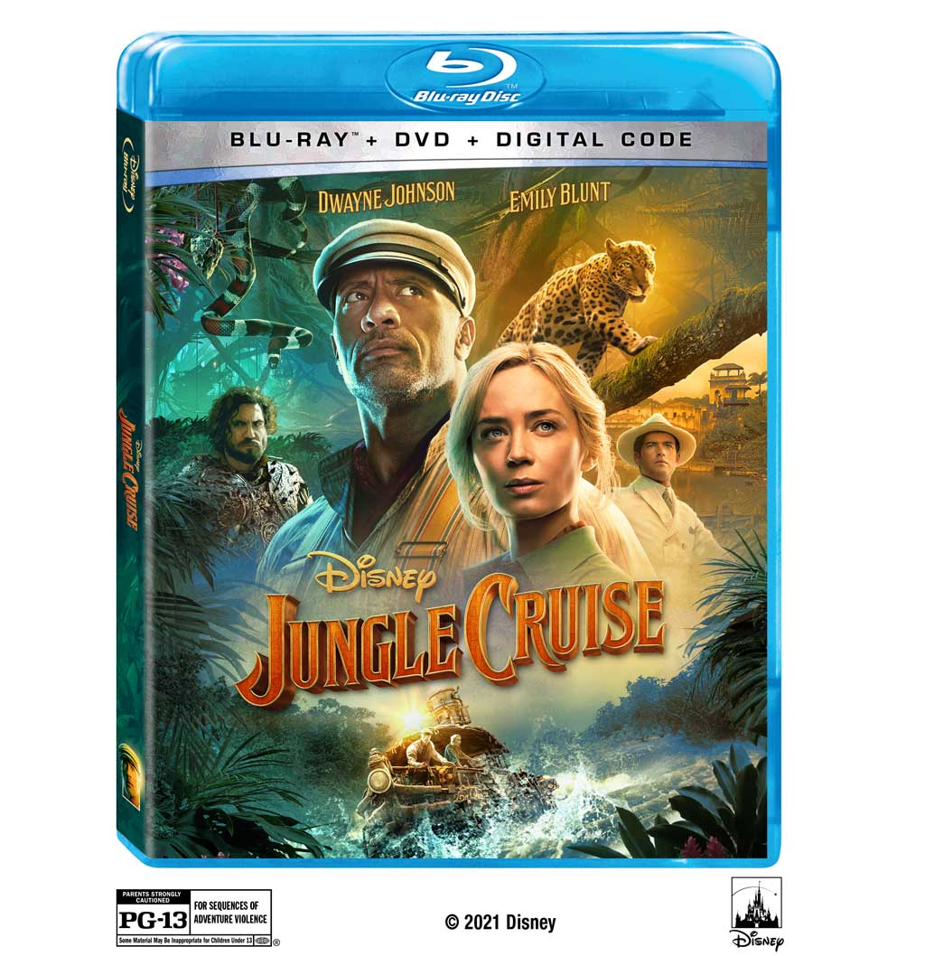 Junge Cruise Home Video - bluray disc