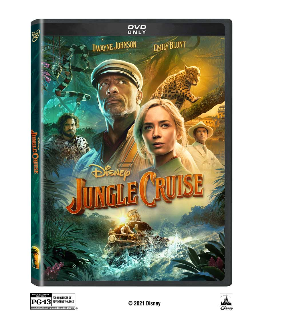 Junge Cruise Home Video - dvd disc