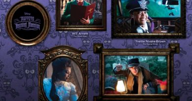 The Muppet Haunted Mansion -