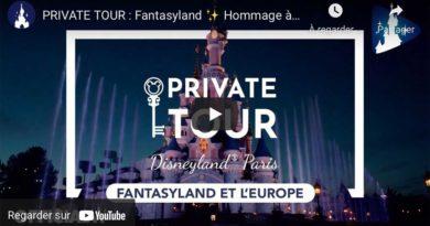 Europen Heritage Days - Disneyland Paris - Private-tour-Fantasyland