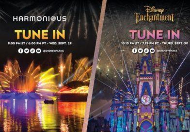 Walt Disney World 50th Live Streams