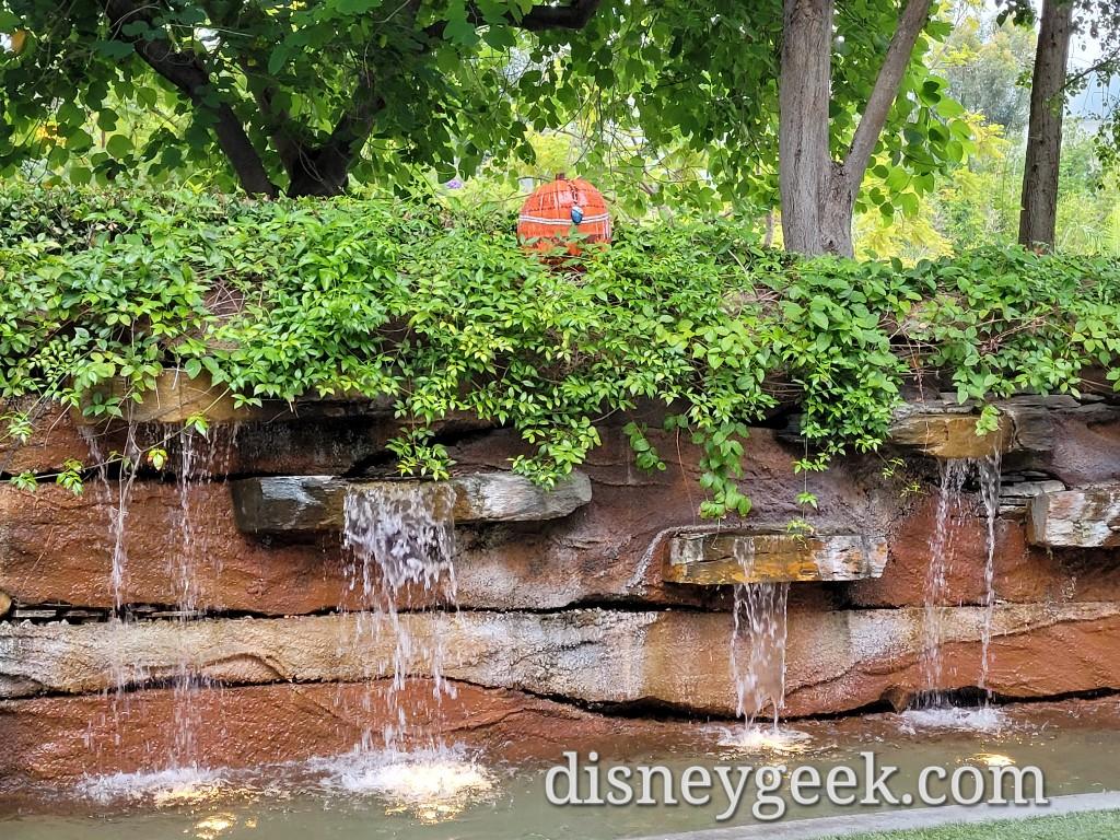 World of Disney / Tram Stop Waterfalls