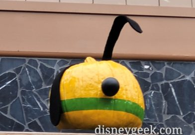 Pictures: Pluto's Pumpkin Pursuit in Downtown Disney