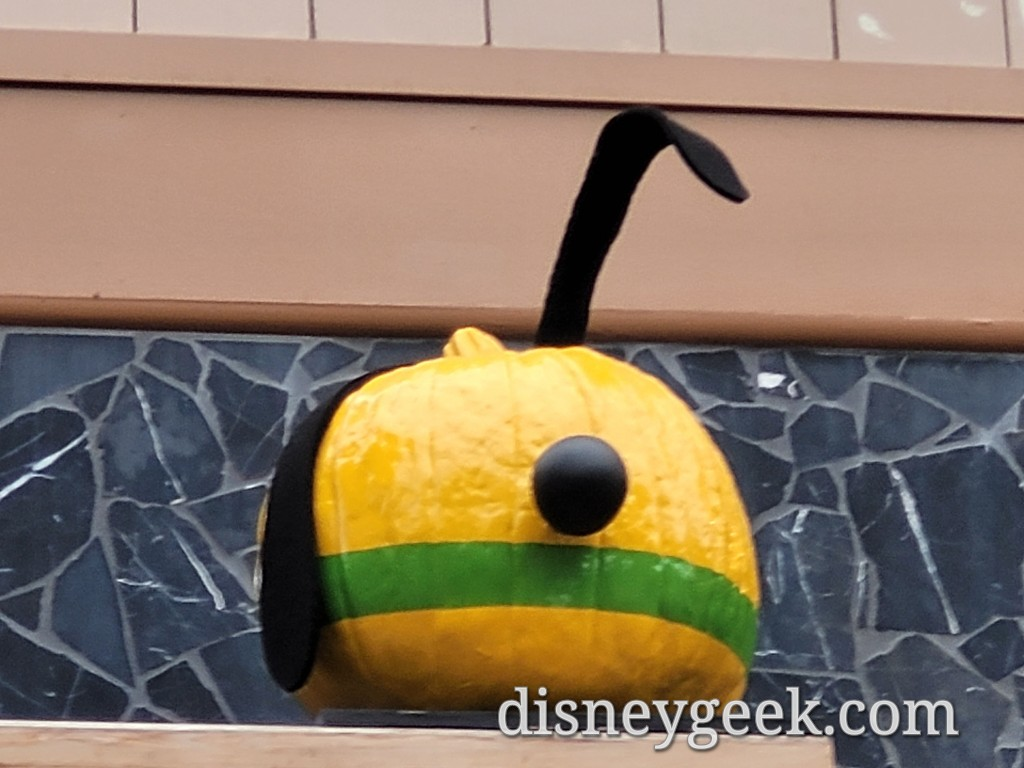 Pluto Pumpkin