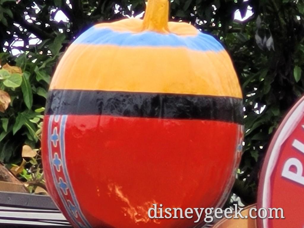 Pinocchio Pumpkin