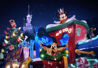 Disneyland Paris 2021 Christmas Season – Including a new Parade