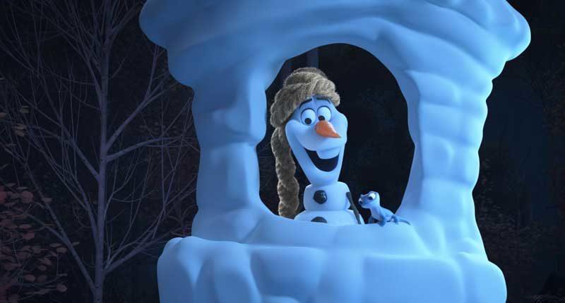 Olaf Presents